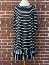 Elizabeth Stripe Dress