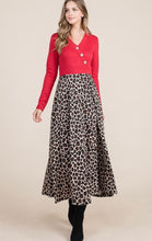 Marla Leopard Dress