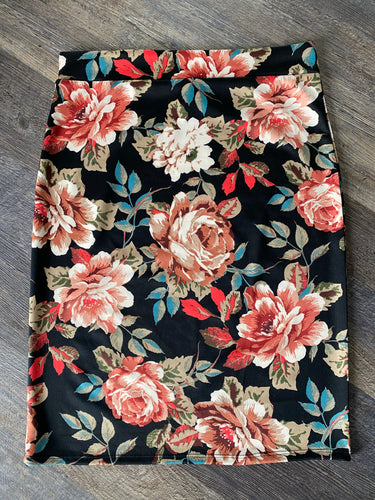 Andrea Floral Skirt