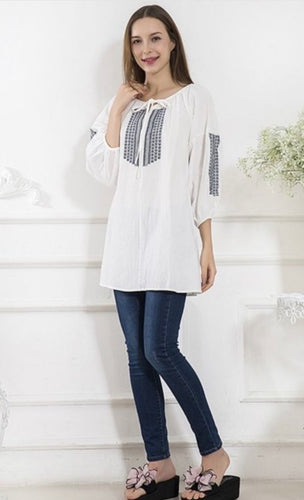 Ashlin Tunic