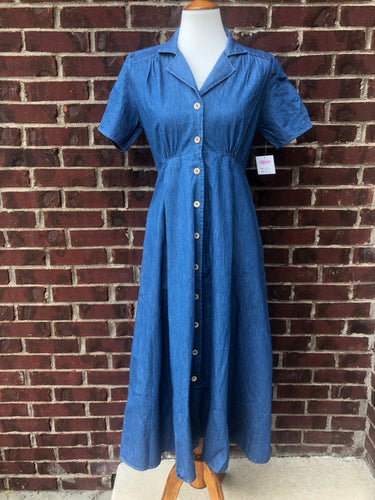 Darla Denim Dress