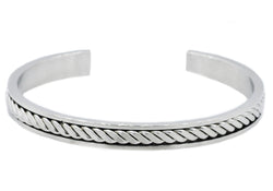 Mens Stainless Steel Bangle