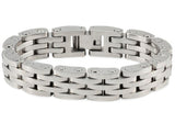 Mens Stainless Steel Bracelet