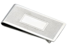 Load image into Gallery viewer, Mens Stainless Steel Money Clip - Blackjack Jewelry