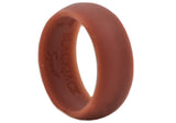 Mens Sports Burgundy Silicone Band