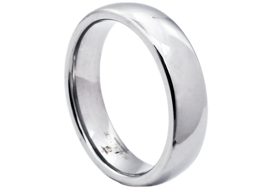 Mens Tungsten Band Ring - Blackjack Jewelry