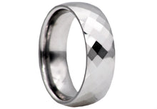 Load image into Gallery viewer, Mens Tungsten Band Ring - Blackjack Jewelry
