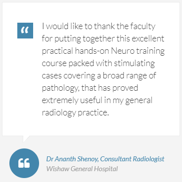 Stroke Imaging, Neuroradiology course, Neuroradiology conference, Radiology training, radiology courses, cpd, cme