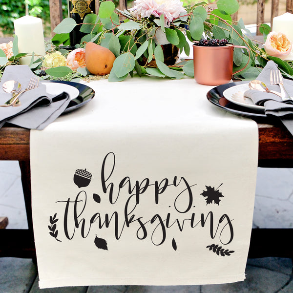 How to Create a Gorgeous Thanksgiving Table Setting!