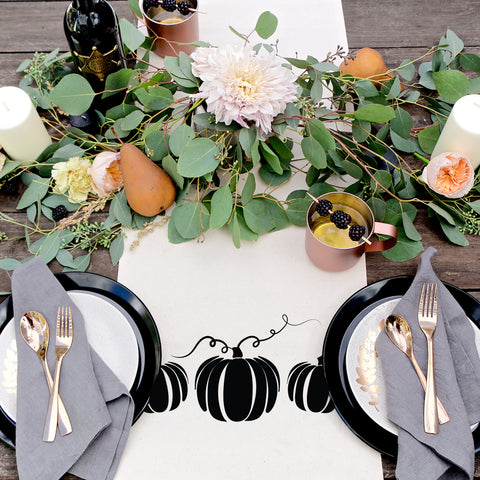 How to Create a Gorgeous Thanksgiving Table Setting! – The Cotton ...
