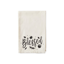 Blessed Cotton Canvas Muslin Napkins - The Cotton and Canvas Co.