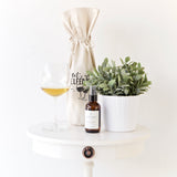 Let's Get Elfed Up! Christmas Canvas Wine Bag - The Cotton and Canvas Co.