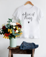 Matron of Honor Tee - The Cotton and Canvas Co.
