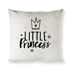 Little Princess Baby Cotton Canvas Pillow Cover - The Cotton and Canvas Co.