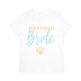 Beachin' Bride Tee - The Cotton and Canvas Co.