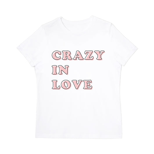 Crazy in Love Tee - The Cotton and Canvas Co.