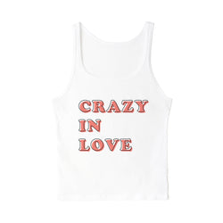 Crazy in Love Tank - The Cotton and Canvas Co.
