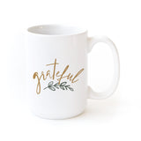 Grateful Coffee Mug - The Cotton and Canvas Co.