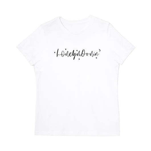 Honeymoonin' Tee - The Cotton and Canvas Co.