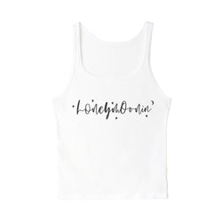 Honeymoonin' Tank - The Cotton and Canvas Co.