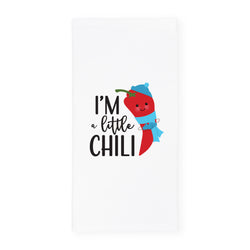I'm A Little Chili Kitchen Tea Towel - The Cotton and Canvas Co.