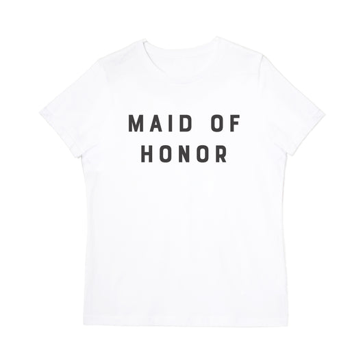 Modern Maid of Honor Tee - The Cotton and Canvas Co.