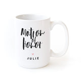 Matron of Honor Personalized Coffee Mug - The Cotton and Canvas Co.