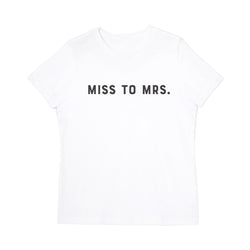 Modern Miss to Mrs. Tee - The Cotton and Canvas Co.