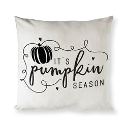 Its Pumpkin Season! Pillow Cover - The Cotton and Canvas Co.