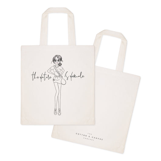 Details about  /Stay Golden Cotton Canvas Tote Bag