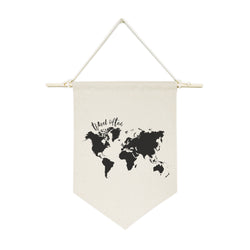 Travel Often Hanging Wall Banner