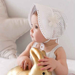 2017 New Pink/White Baby Hat Beanie - Win N Win