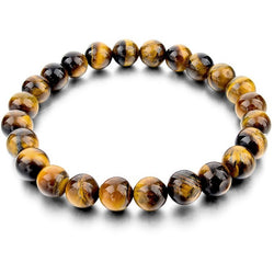Tiger Eye Love Buddha Bracelets - Win N Win