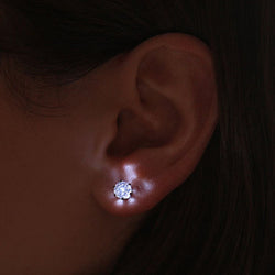 LED Ear Stud Earrings