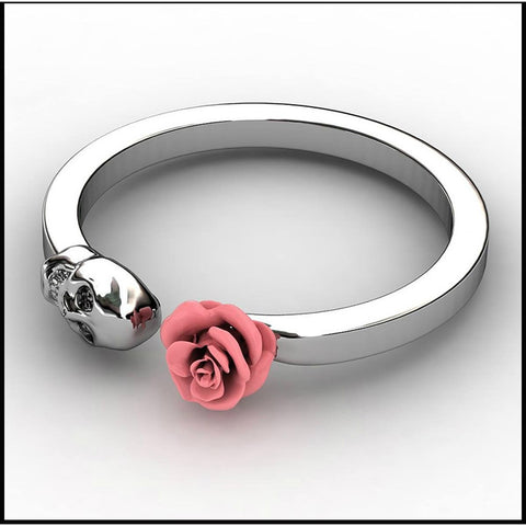 Fashion Skull Womens Ring - Win N Win