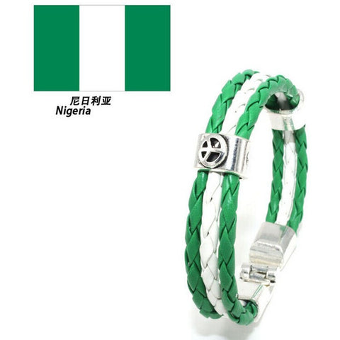 National Bracelets Soccer Fans - Win N Win