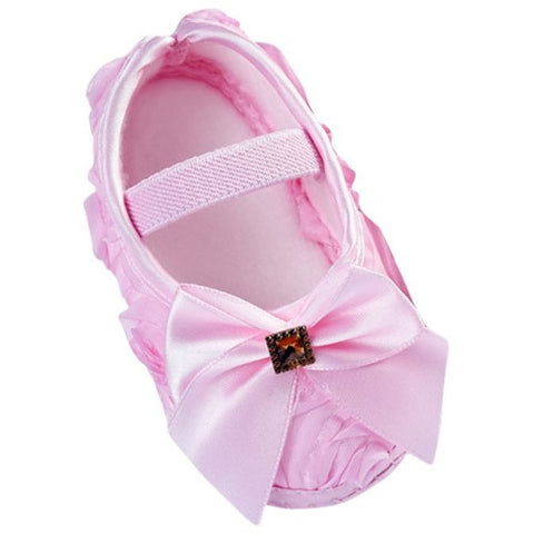 2017 Spring Bow Baby Shoes - Win N Win