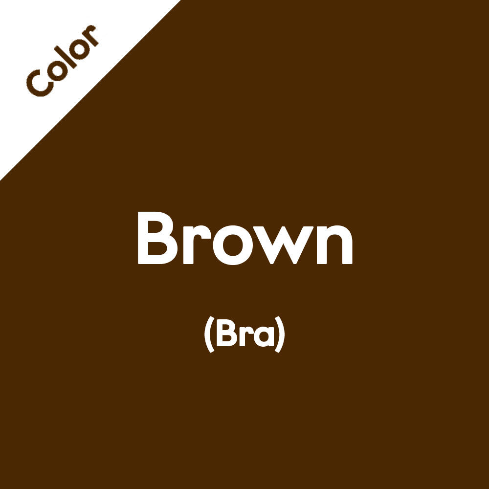 Brown Bra Color