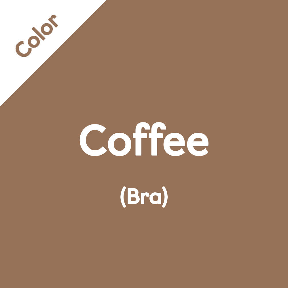 Coffee Bra Color