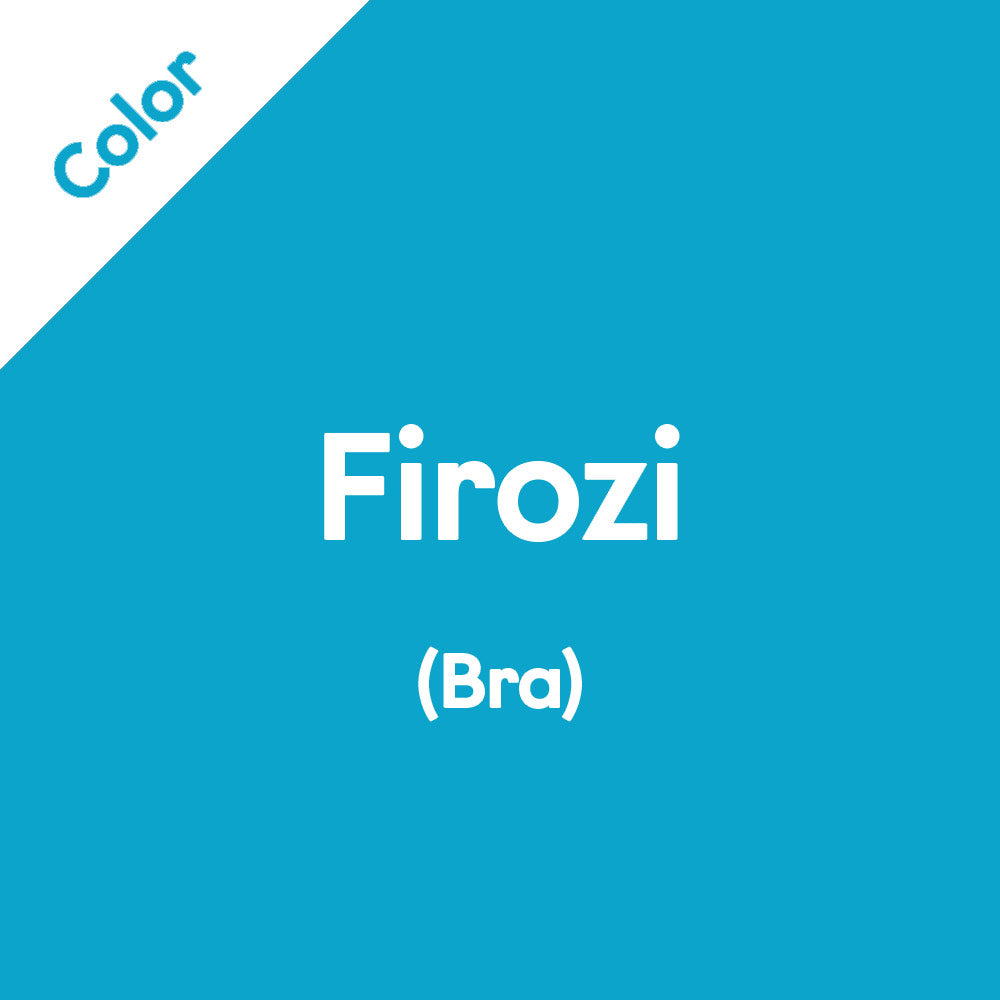 Firozi Bra Color