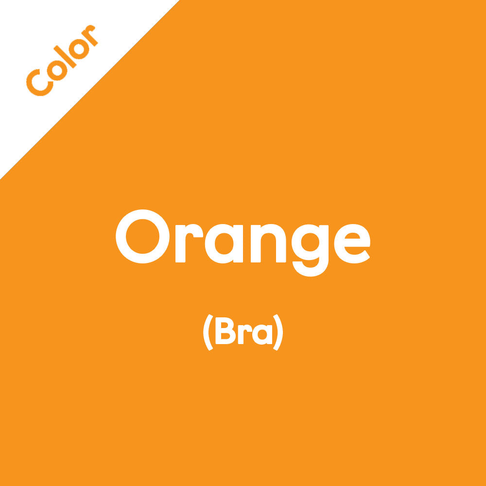 Orange Bra Color