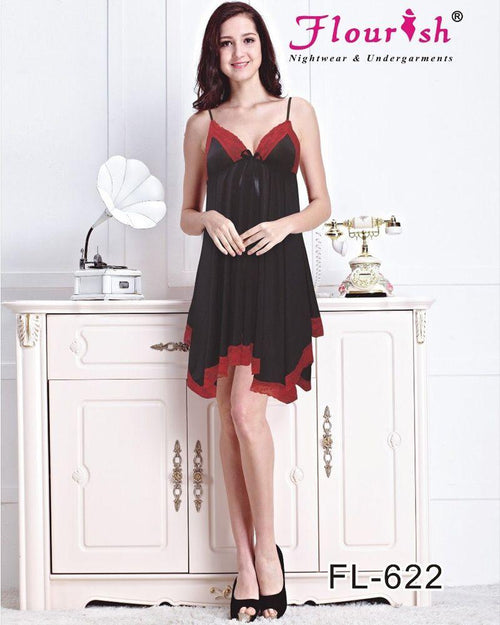 Buy Sexy Short Nighty - FL-622- Flourish Sleepwear Nighty Online in Karachi, Lahore, Islamabad, Pakistan, Rs.900.00, Nighty Online Shopping in Pakistan, Flourish, Bridal Nighty, buy nighties online, buy nightwear in pakistan, casual nighty, cf-color-sky-blue, cf-size-large, cf-type-nighty, cf-vendor-flourish, comfortable nighty, fancy nighty, flourish ladies night suits, flourish nightwear, flourish nighty, flourish pakistan, Honeymoon Nighty, imported nighty, Lace Nighty, latest nighty in pakistan, long nighty, net nighty, nighty grown, nighty islamabad, nighty karachi, nighty lahore, nighty online shopping, nighty pakistan, polyester nighty, Sexy Nighti, Online Shopping in Pakistan - NIGHTYnight