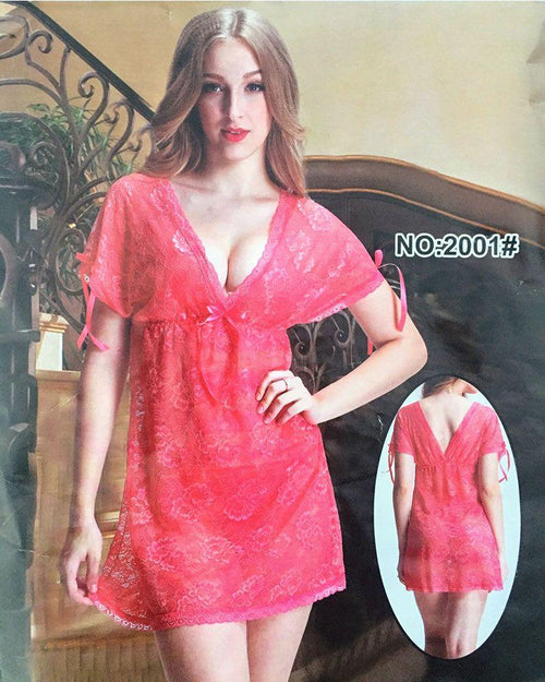 Buy Stylish Short Nighty - 2001 Online in Karachi, Lahore, Islamabad, Pakistan, Rs.800.00, Nighty Online Shopping in Pakistan, Sexy Lady, best Nightwear Brands in pakistan, best Nighty Brands in pakistan, Branded Nightwear, branded nighty, Bridal Nighty, cf-color-green, cf-color-maroon, cf-color-pink, cf-color-red, cf-size-free-size, cf-type-nighty, cf-vendor-sexy-lady, fancy nighty, Honeymoon Nighty, imported nighty, Lace Nighty, Ladies Nightwear, ladies Nightwear pakistan, Ladies Nighty, ladies undergarment pakistan, net nighty, Nightwear Online Shopping, Nightwear online shopping in pakistan, Nightwear pakistan, Nightwear shop, Nightwear.com, Nightwear.com.pk, Nightwear.pk, Nighty, nighty online shopping, Nighty Online Shopping in Pakistan, nighty pakistan, nighty shop, Nighty.com, Nighty.com.pk, Nighty.pk, See Through Nighty, short nighty, top ladies Nightwear Brands, top ladies Nighty Brands, top Nightwear, top Nighty, transparent nighty, wedding nighty, woo_import_2, www Nightwear com, www Nightwear pk, www Nighty com, www Nighty pk, Online Shopping in Pakistan - NIGHTYnight