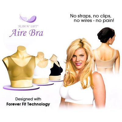 Aire Bra - Slim And Lift - Bras - diKHAWA Online Shopping in Pakistan