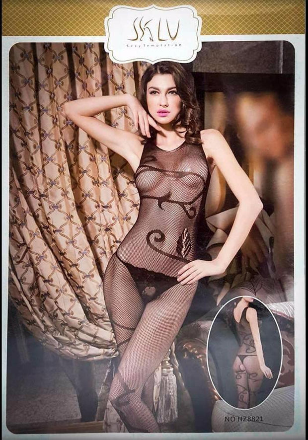 Sexy Net Bodystocking - Body Stocking - diKHAWA Online Shopping in Pakistan