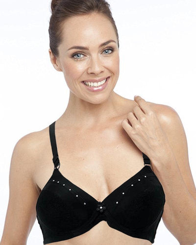 Plus Size Full Cup Single Padded Bra