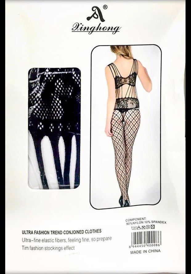 Sexy Stylish Bodystocking 201B - Body Stocking - diKHAWA Online Shopping in Pakistan