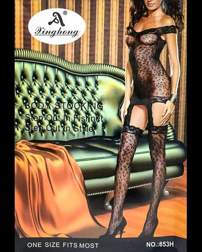 Sexy Stylish Bodystocking - 853H