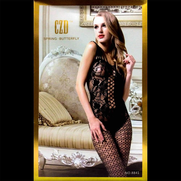 CZD Spring Butterfly 8841 - Body Stocking - diKHAWA Online Shopping in Pakistan