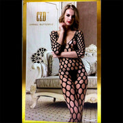 CZD Spring Butterfly 8804 - Body Stocking - diKHAWA Online Shopping in Pakistan
